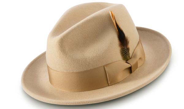 Montique H 60 Felt Hat Beige Mens Godfather Hat 600x357, Abby Fashions