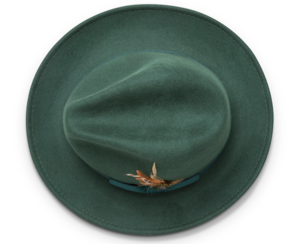 Montique H 60 Felt Hat Hunter Mens Godfather Hat Top 600x495, Abby Fashions