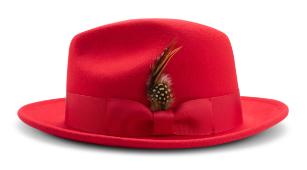 Montique H 60 Felt Hat Red Mens Godfather Hat Side 600x332, Abby Fashions